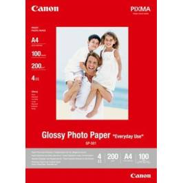 CANON inkjet 200g Glossy Everyday A4/100 GP-501
