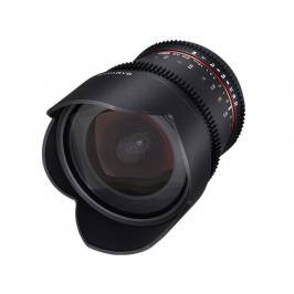 SAMYANG 10 mm T3,1 VDSLR ED AS NCS CS II pro Sony E (APS-C)