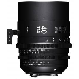SIGMA 40 mm T1,5 FF EF-mount